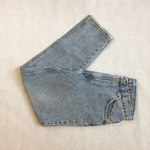 Vintage Levi's 560 Mid/Light Wash Jeans